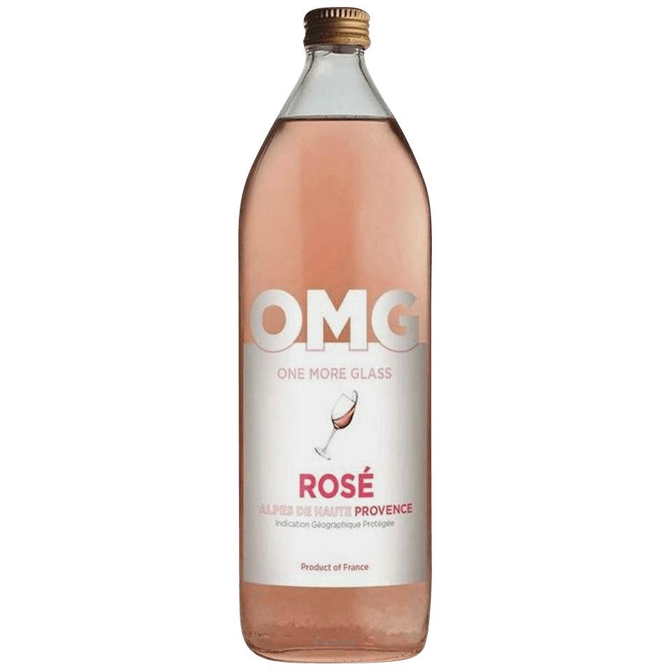 Omg – One More Glasses Rose