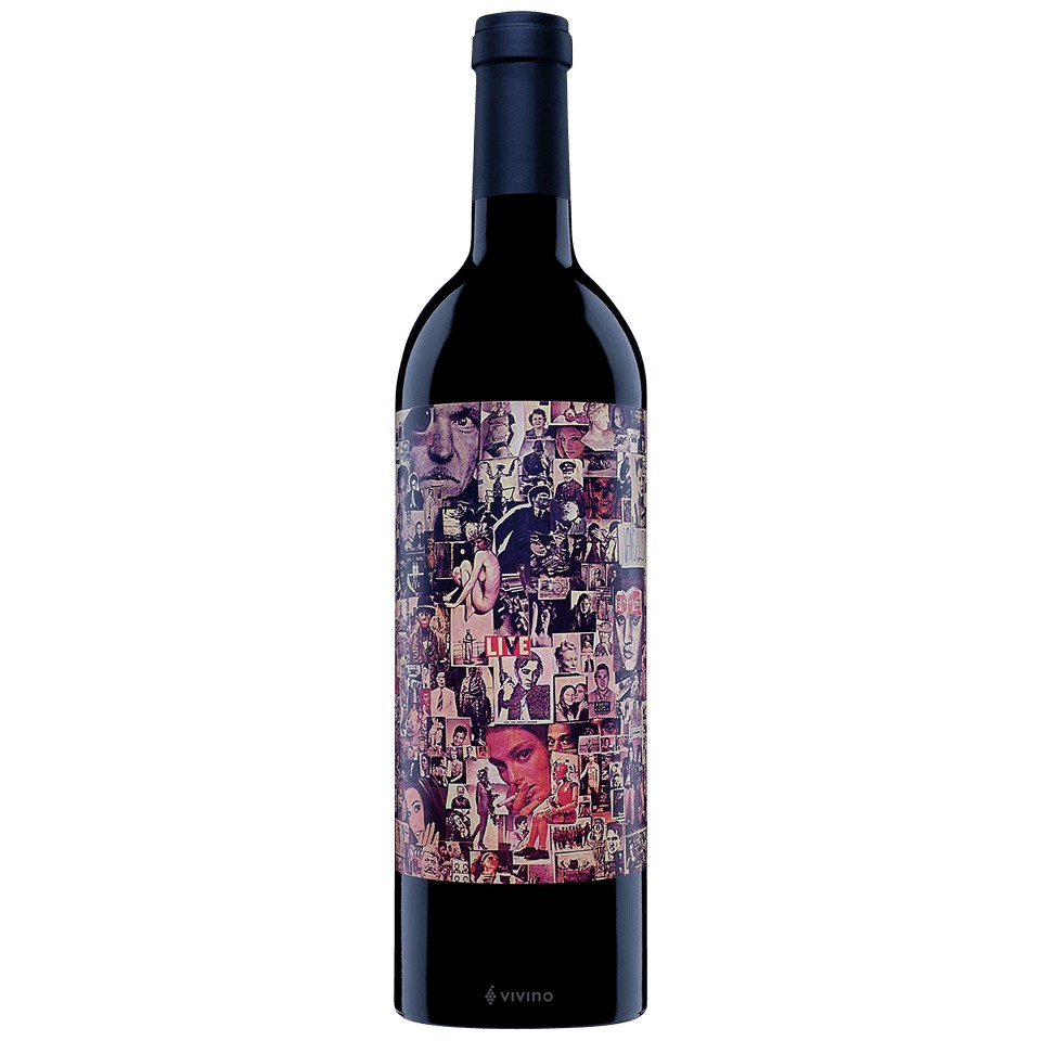 Orin Swift Abstract Red 750ml