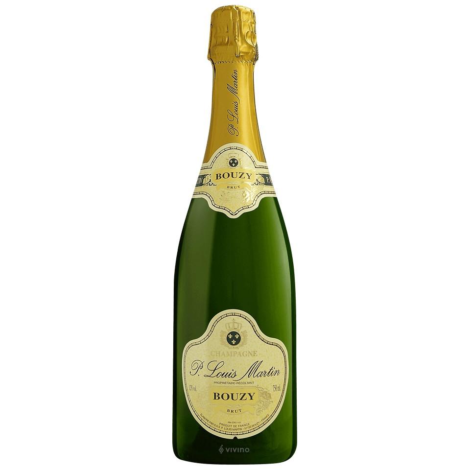 P. Louis Martin Bouzy Champagne 750ml