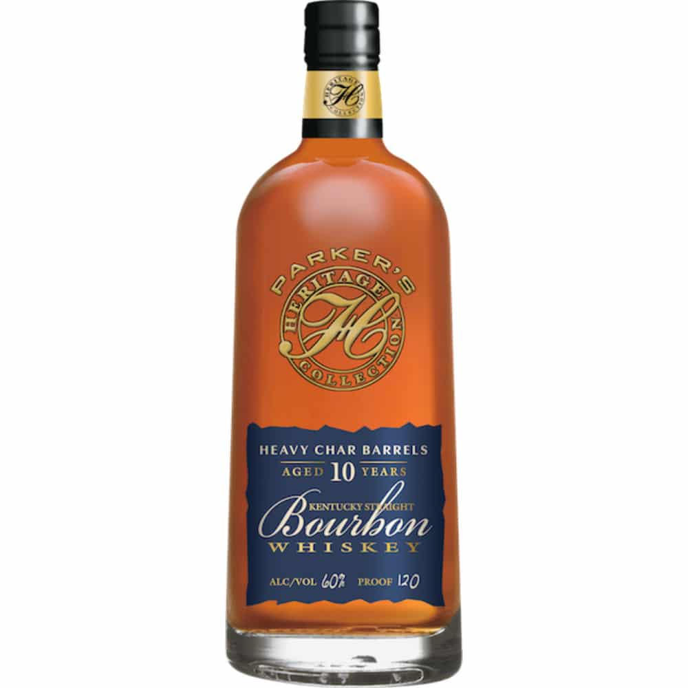 Parkers Heritage 10Yr Char