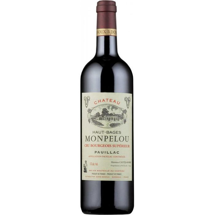 Pauillac Bordeaux 2014 750ml