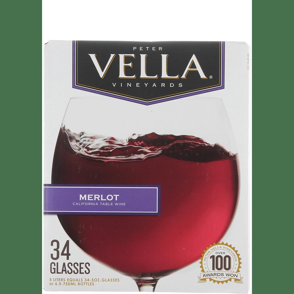 Peter Vella Merlot 5L