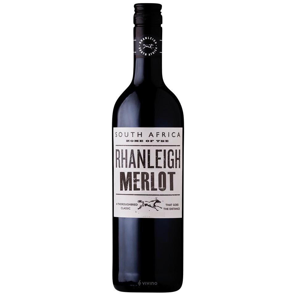 Rhanleigh Merlot 750ml