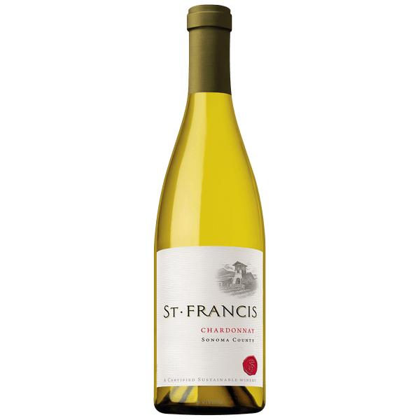 St Francis Chardonnay Sonoma 750ml