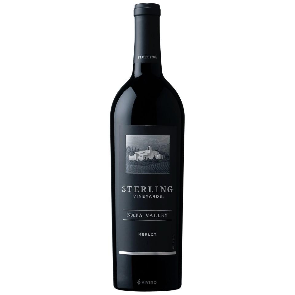 Sterling Merlot 750ml