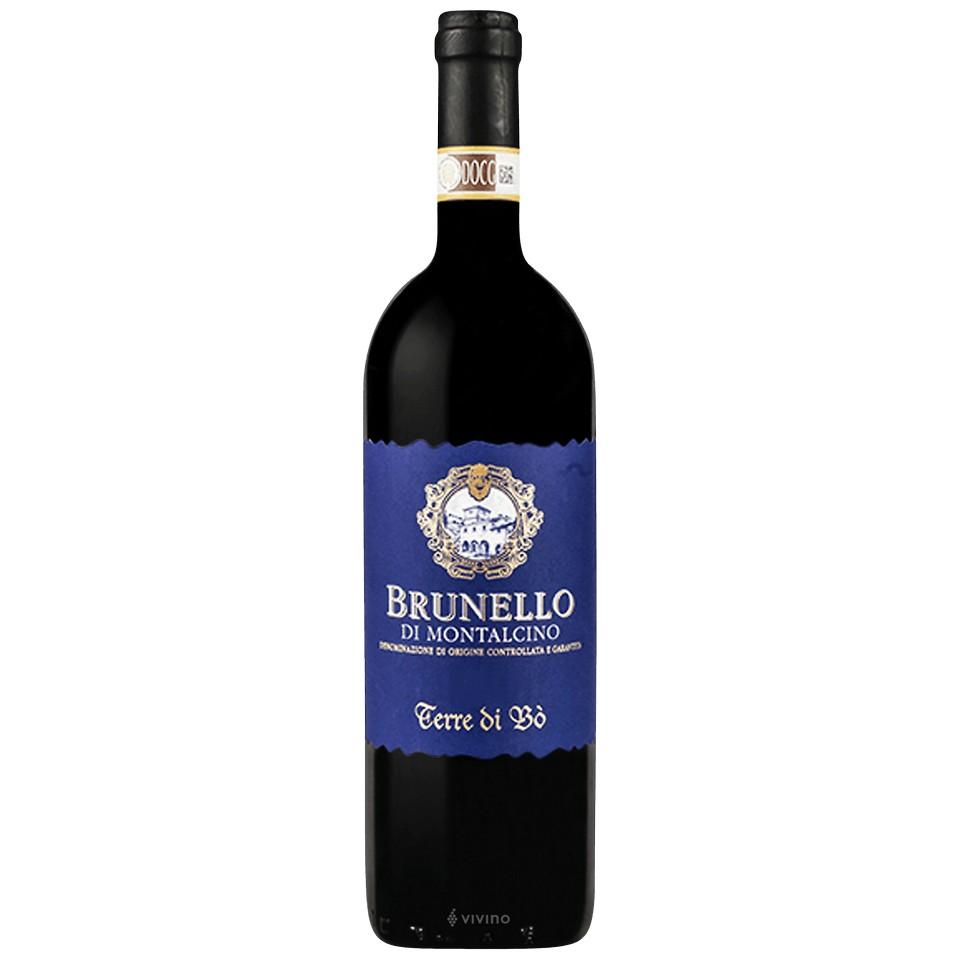 Terre Di Bo Brunello 06 750ml