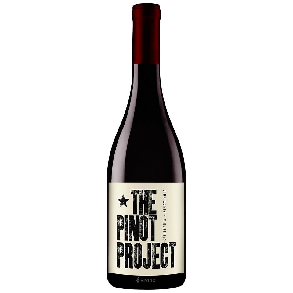The Pinot Project Pinot Noir Cali 750ml