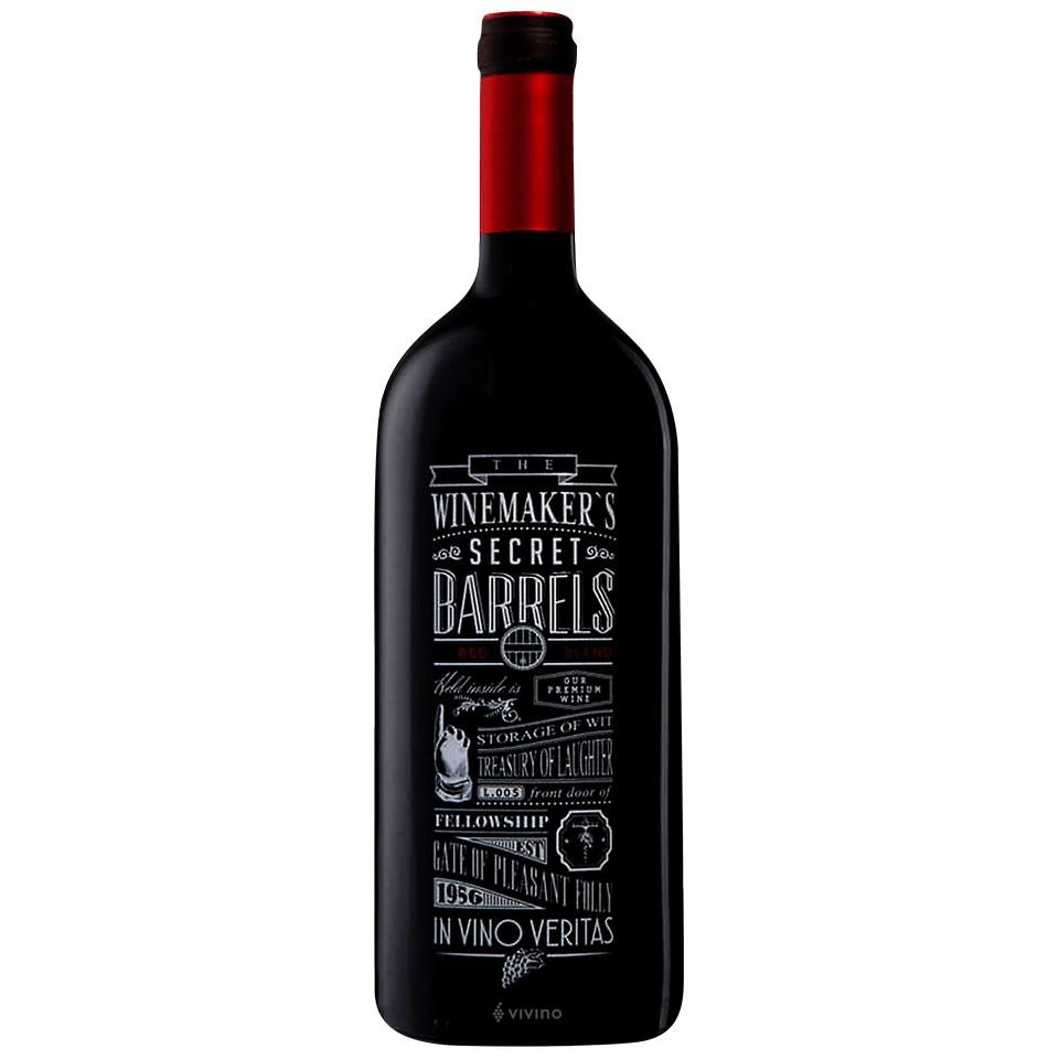 The Winemaker's Secret Red Blend 1L