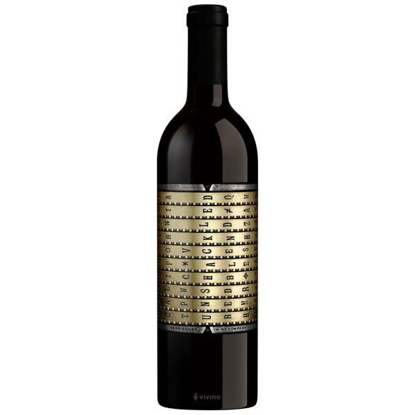 Unshackled Red Blend 750ml-Wine-N-Liquor