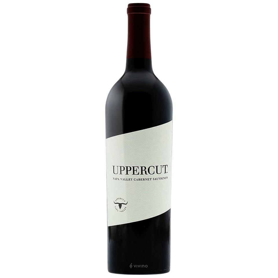 Uppercut Cabernet Sauvignon Napa 750ml