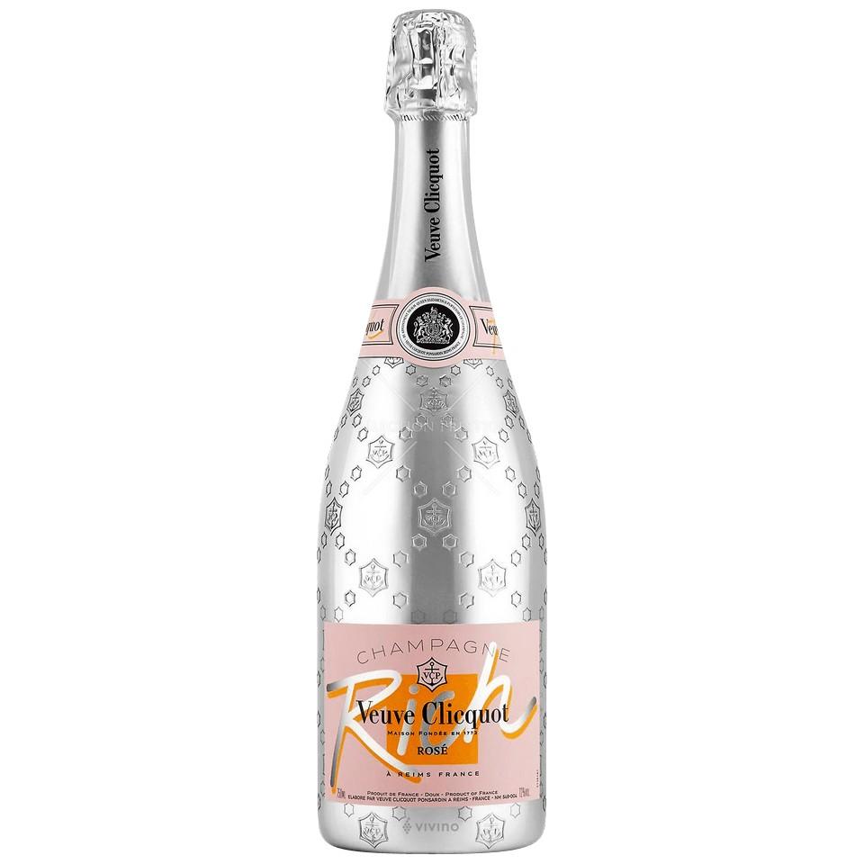 Veuve Clicquot Rich Rose 750ml