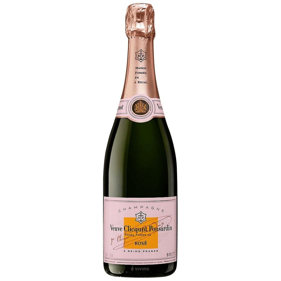 Veuve Clicquot Rose 2002 750ml