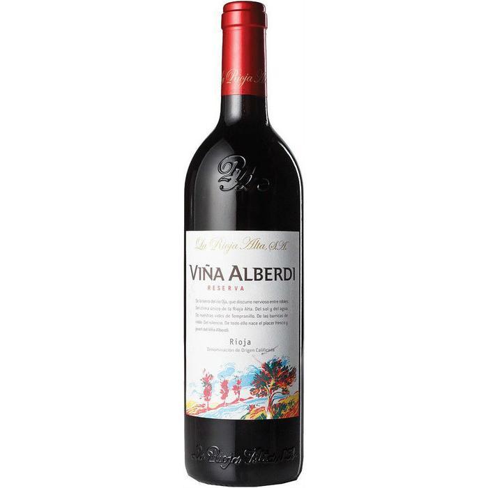 Vina Alberdi La Rioja Alta Reserve 750ml