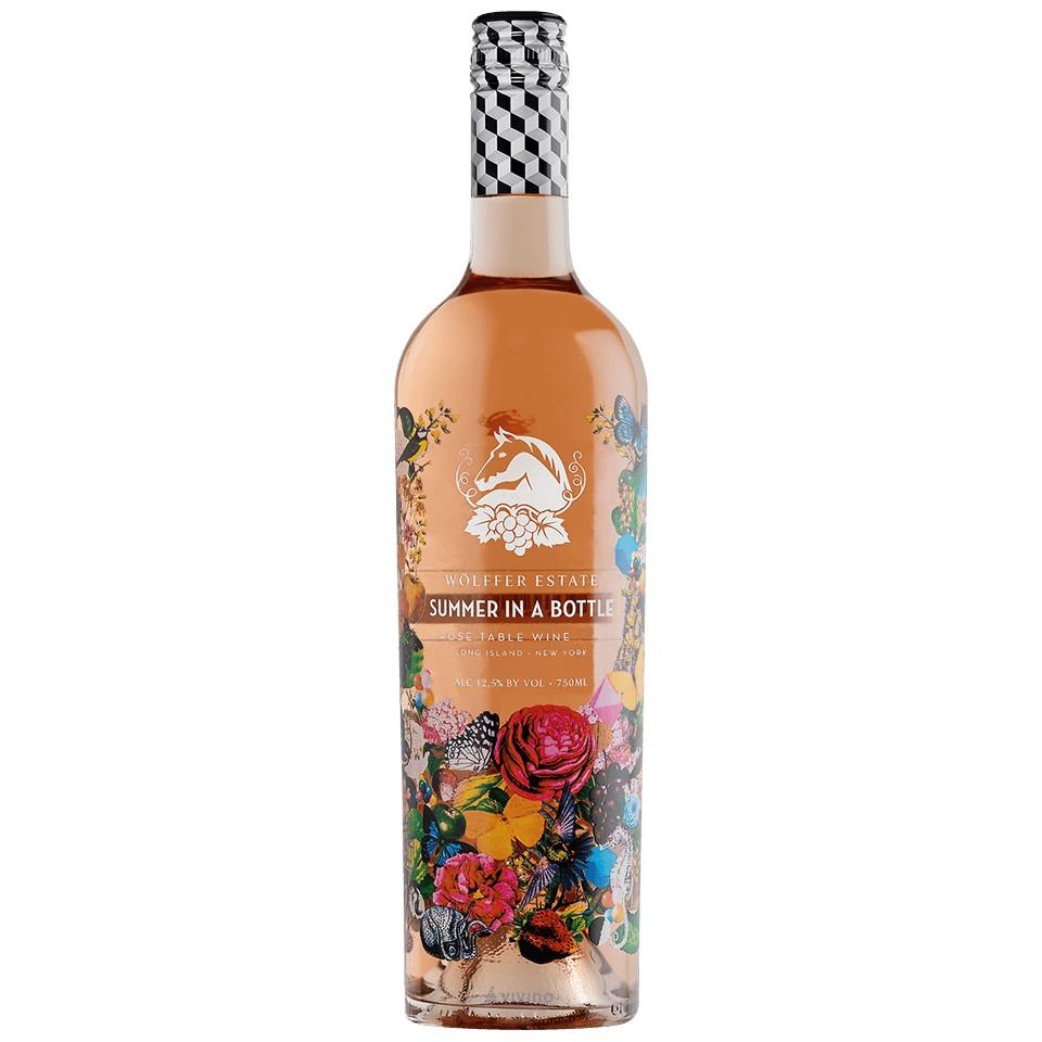 Wolffer Summer In A Bottle Rose 750ml