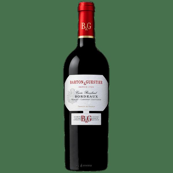 B&G Bordeaux Merlot Cabernet 750ml