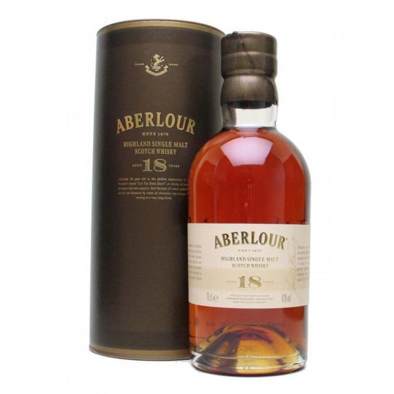 Aberlour 18Yrs 750ml