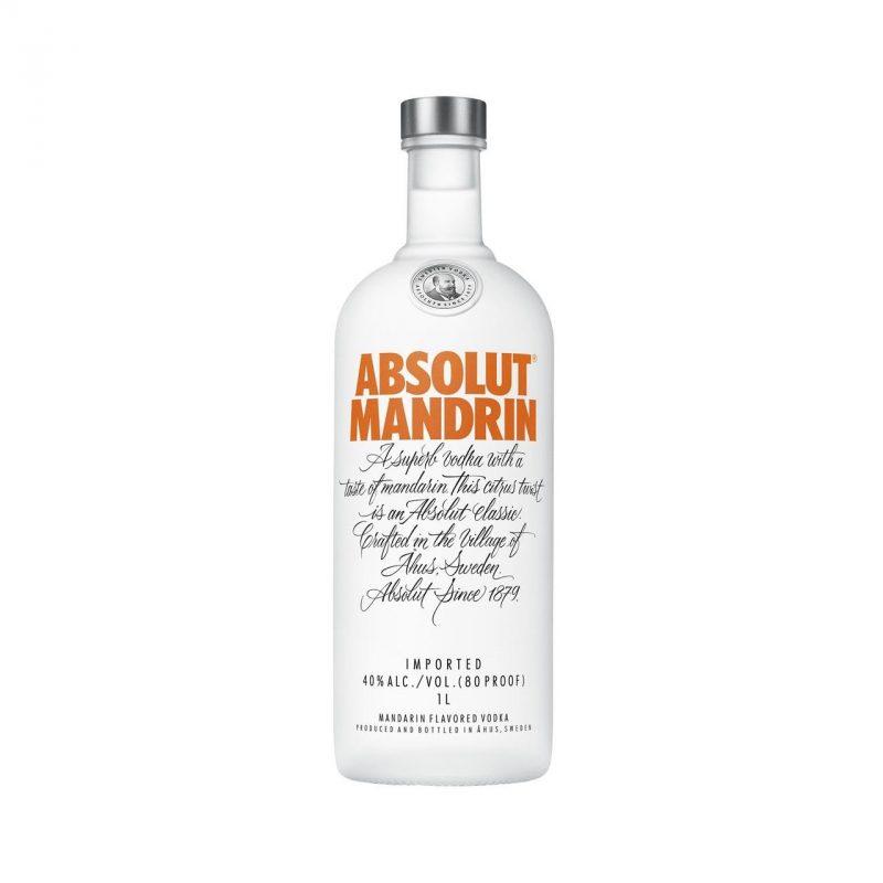 Absolut Mandrin 1L