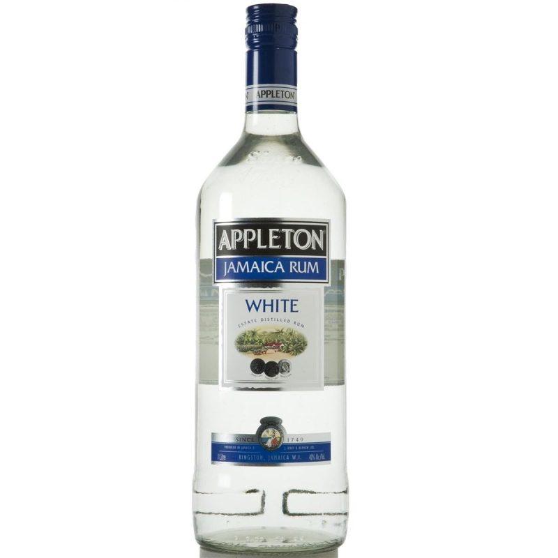 Appleton White Rum 1L
