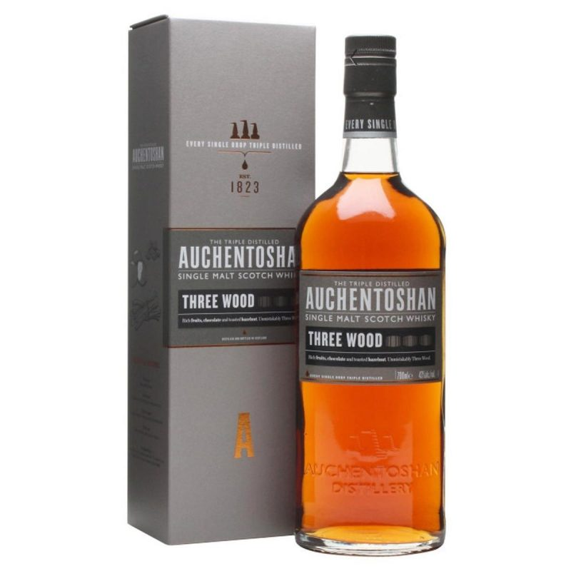 Auchentoshan Scotch 21Yr 750ml