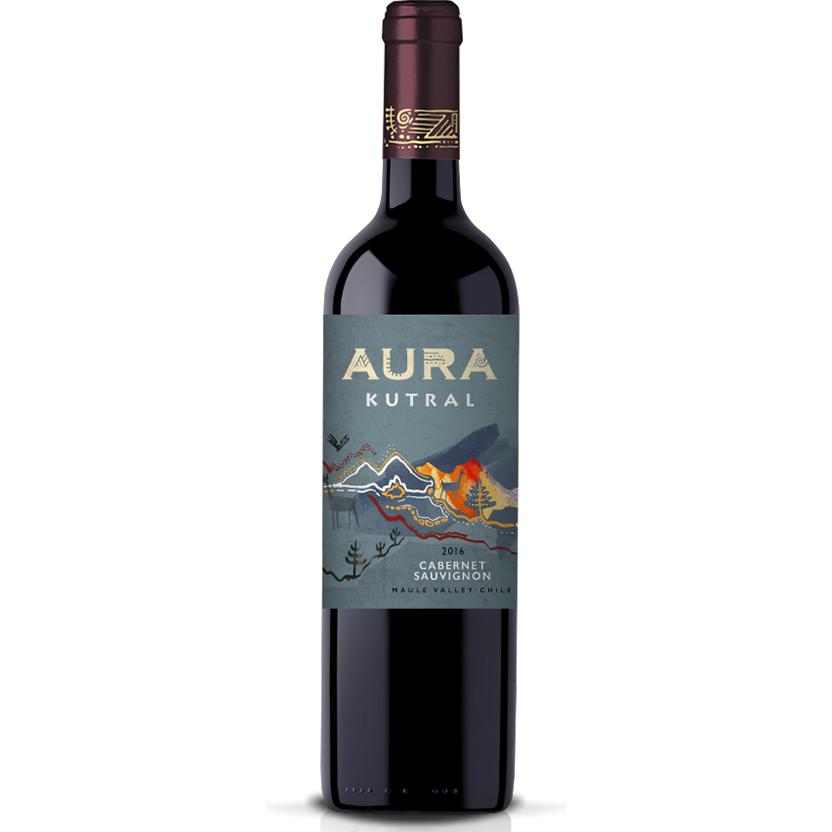 Aura Kutral Cabernet Sauvignon 750ml