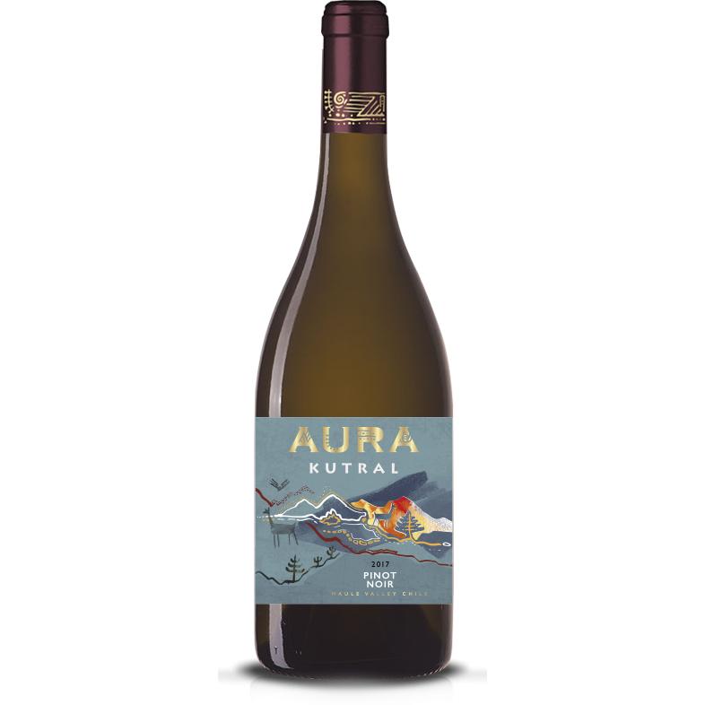 Aura Kutral Pinot Noir 750ml