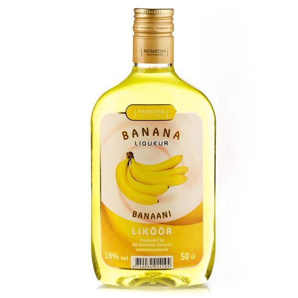 Banana Liquor