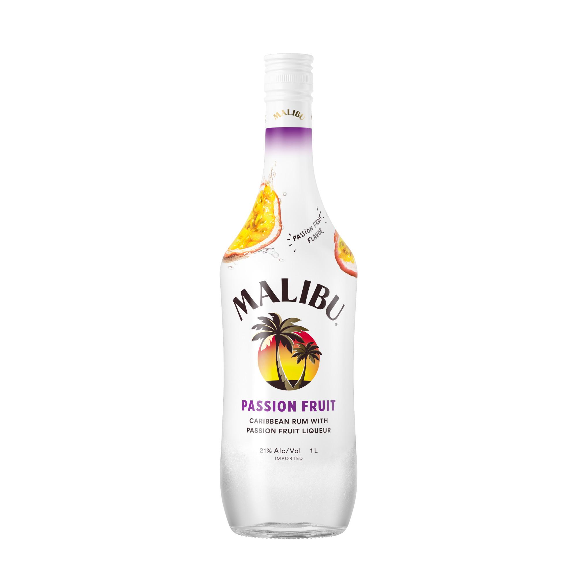 Malibu Rum Passion 1L
