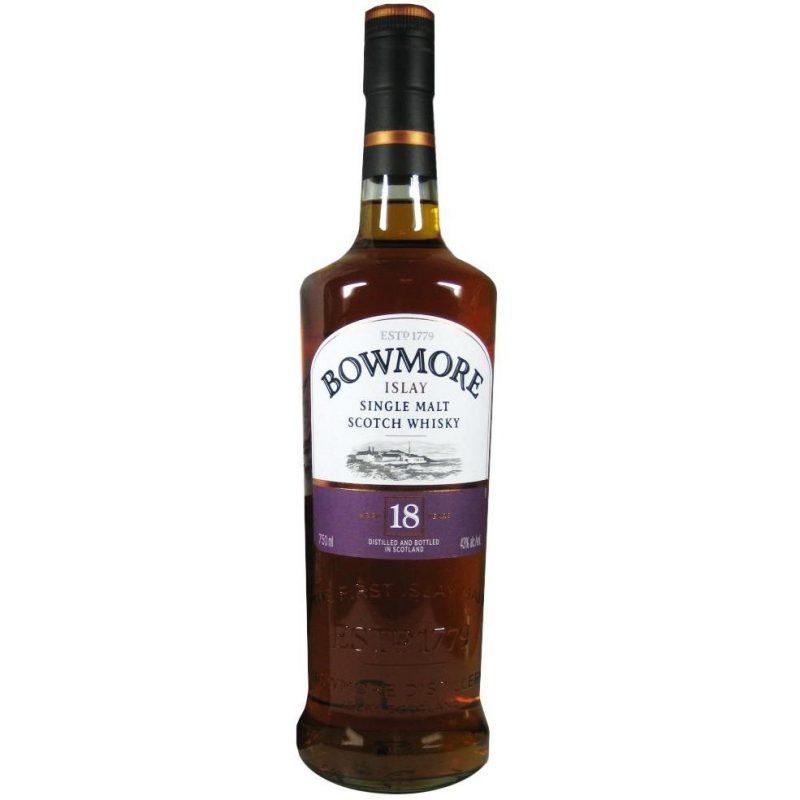 Bowmore 18 Yrs 750ml