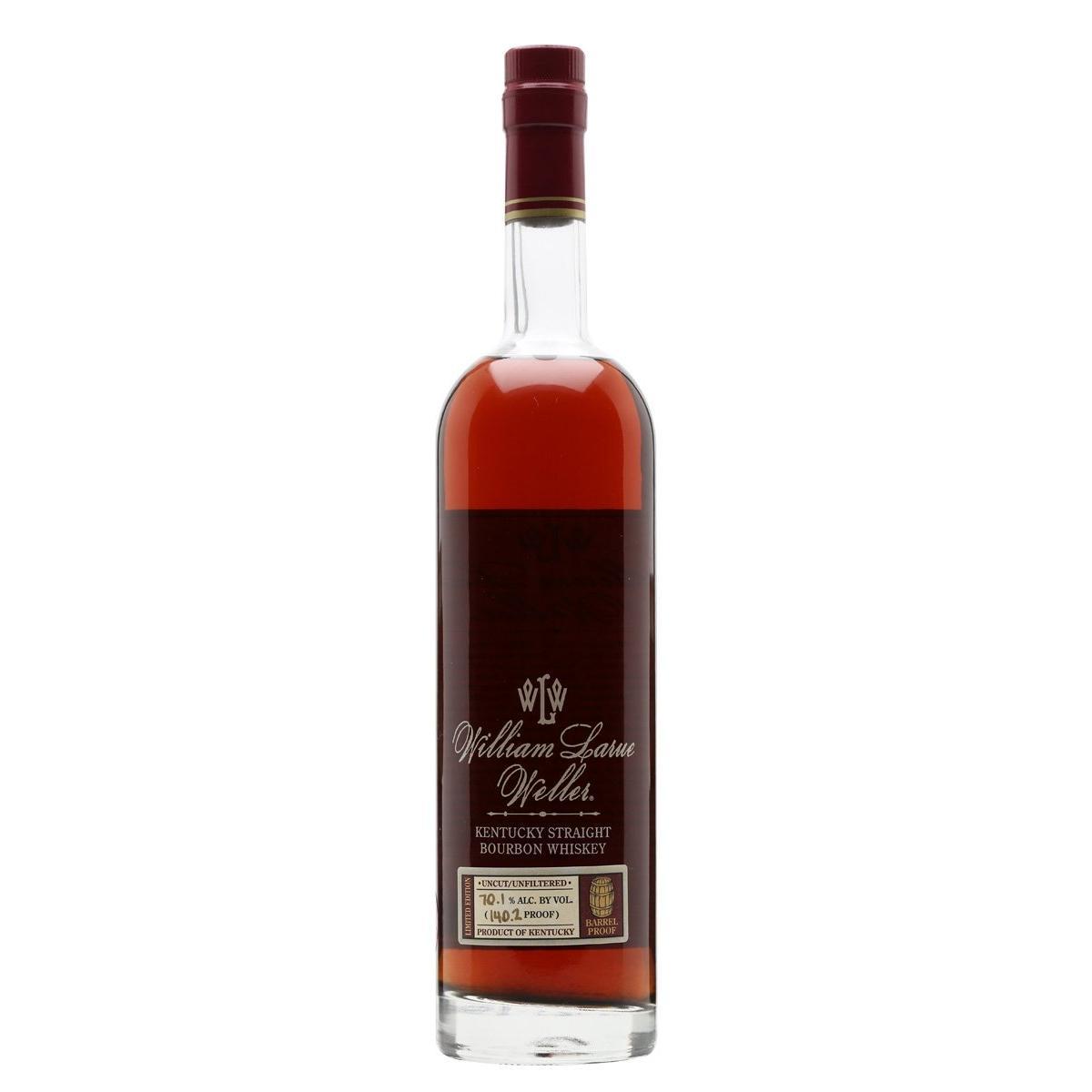 Wm Larue Weller 134.6 Bourbon