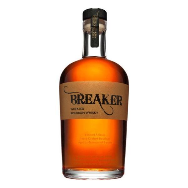 Breaker Wheated Bourbon Whsikey 750ml