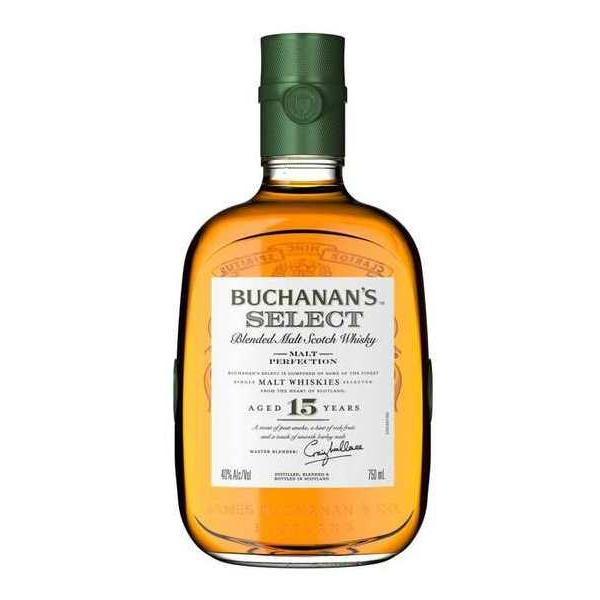 Buchanans Select 15Yr 750ml