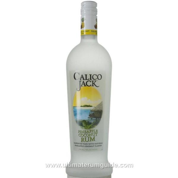 Calico Jack Pineapple Coconut Rum