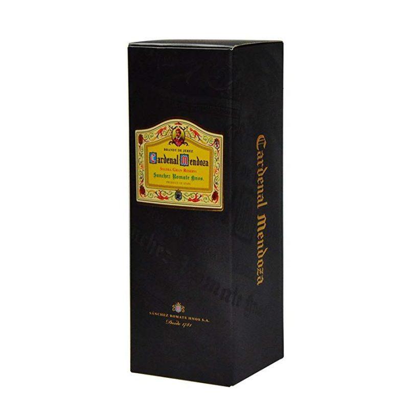Cardenal Mendoza Brandy Blk Gb 750ml
