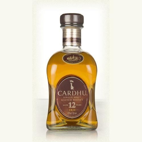 Cardhu 12Yr 750ml