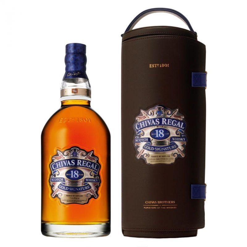 Chivas Regal Scotch 18Yr 1.75L