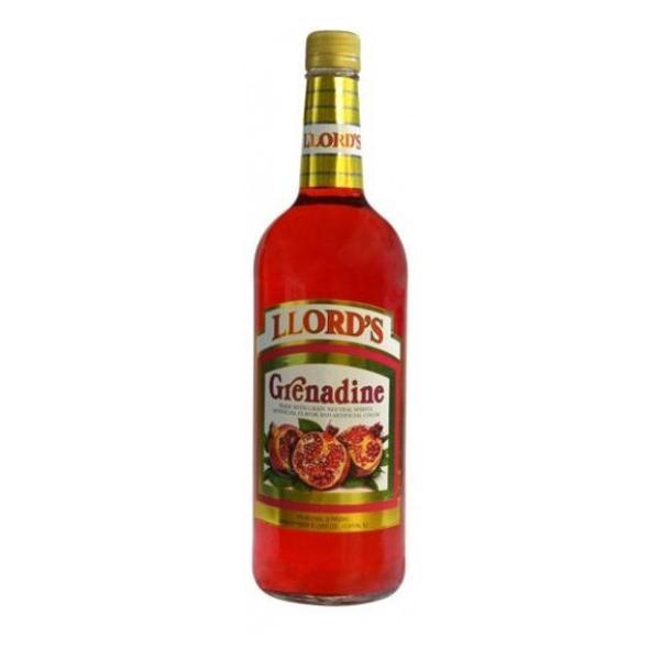 Llord's Grenadine 1L