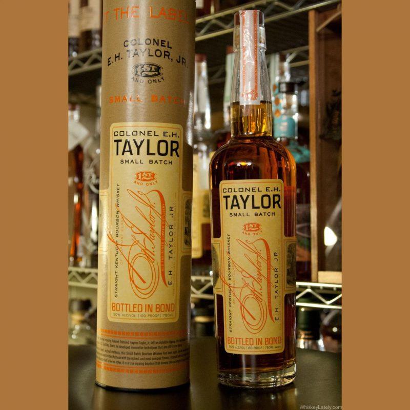 Colonel E. H. Taylor Smal Batch 750ml