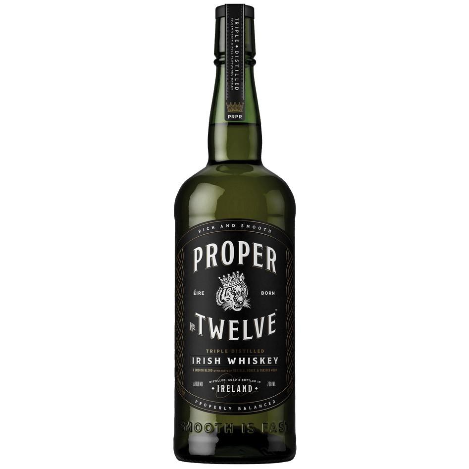 Conor McGregor Whiskey Proper No. Twelve