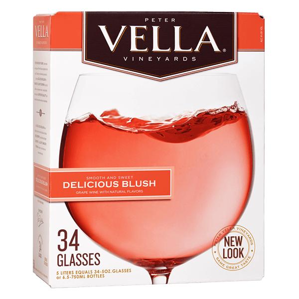 Peter Vella Delicious Blush 5L