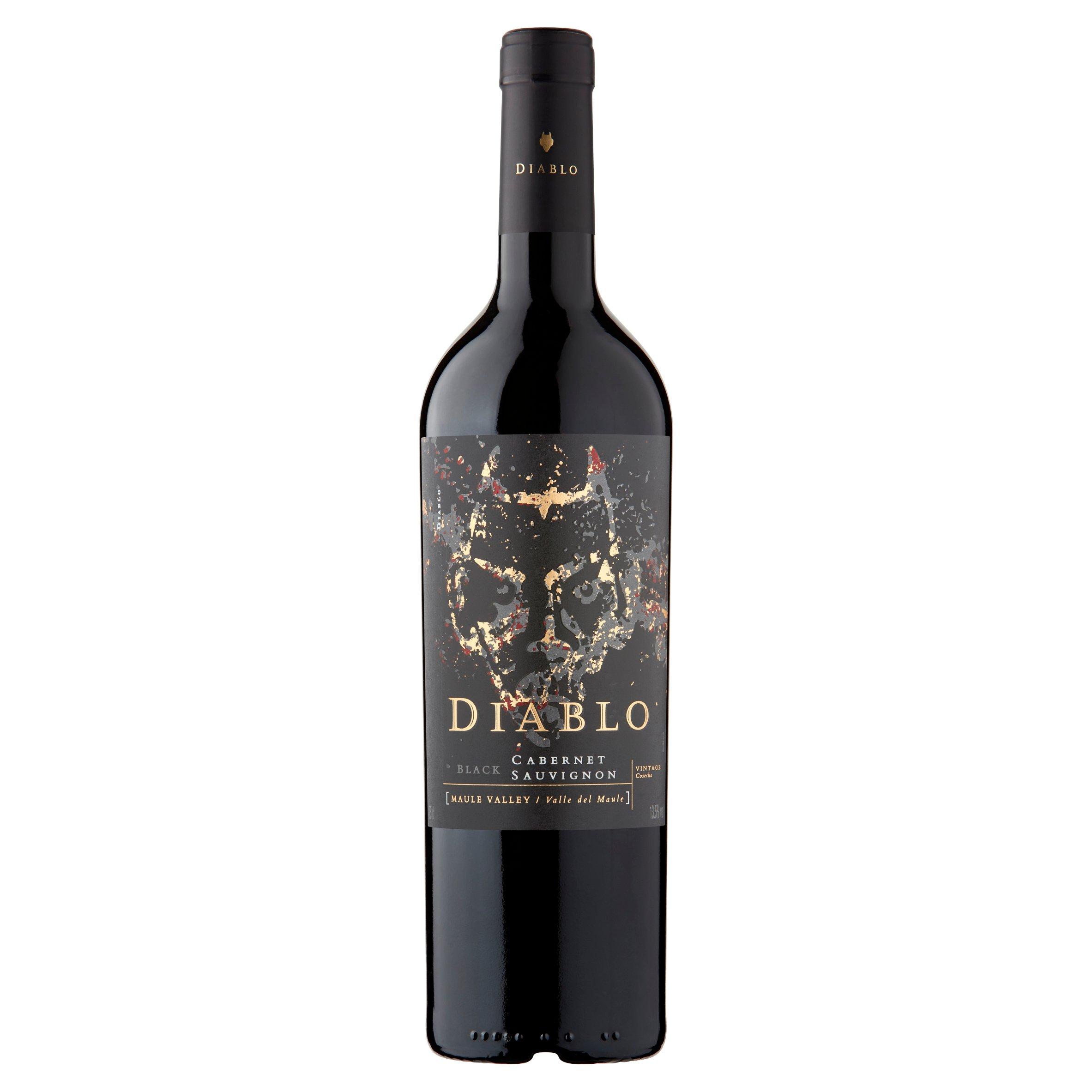 Diablo Cabernet Sauvignon 750ml