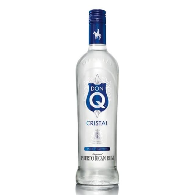Don Q Cristal 1L