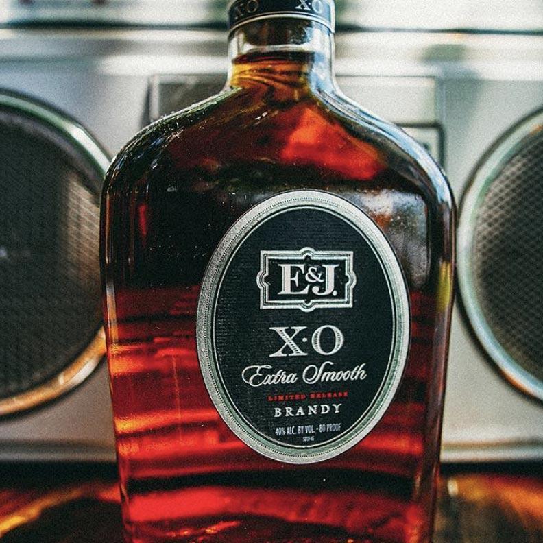 E&J XO Brandy 750ml