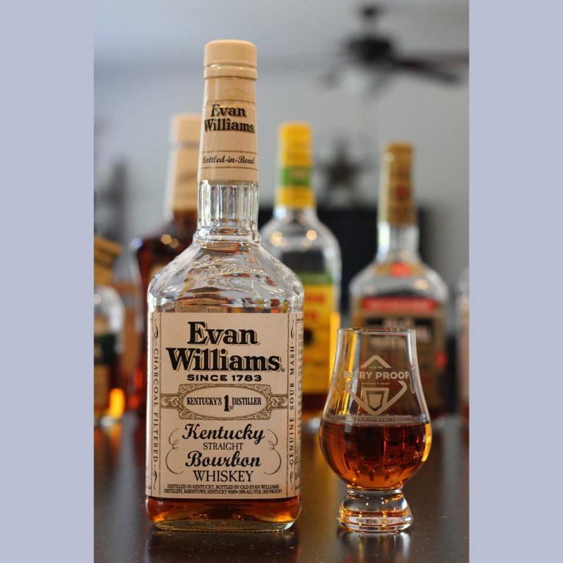 Evan Williams Bourbon Black 1.75L