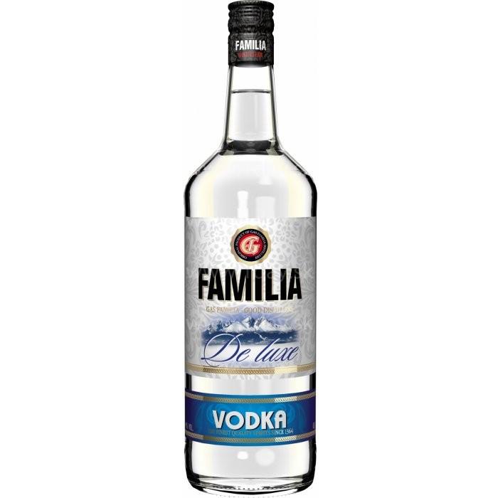 Familia De Luxe Vodka 1.75L