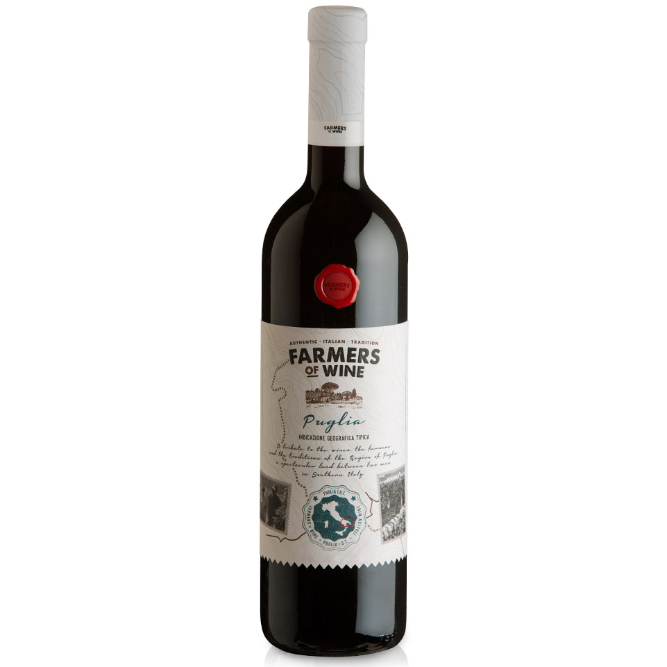 Farmers of Wine Organic Red Blend
