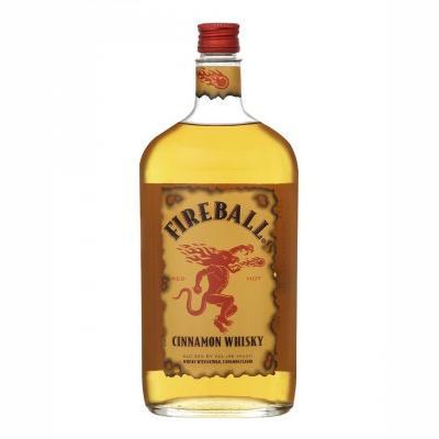 Fireball Whisky 1L