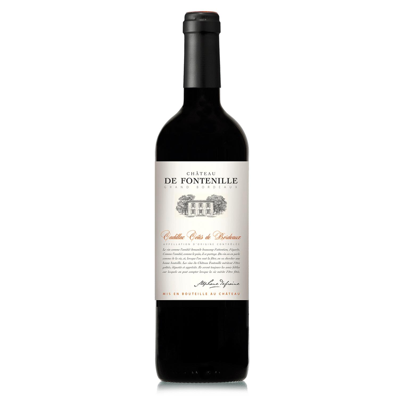 Fontenille Chateau Bordeaux Rouge 750ml