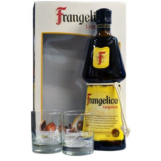 Frangelico Liqueur Gift Set 750ml