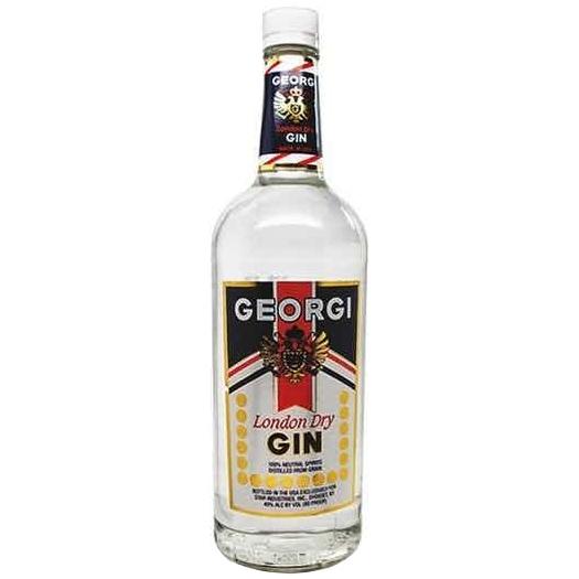 Georgi London Dry Gin 1.75L