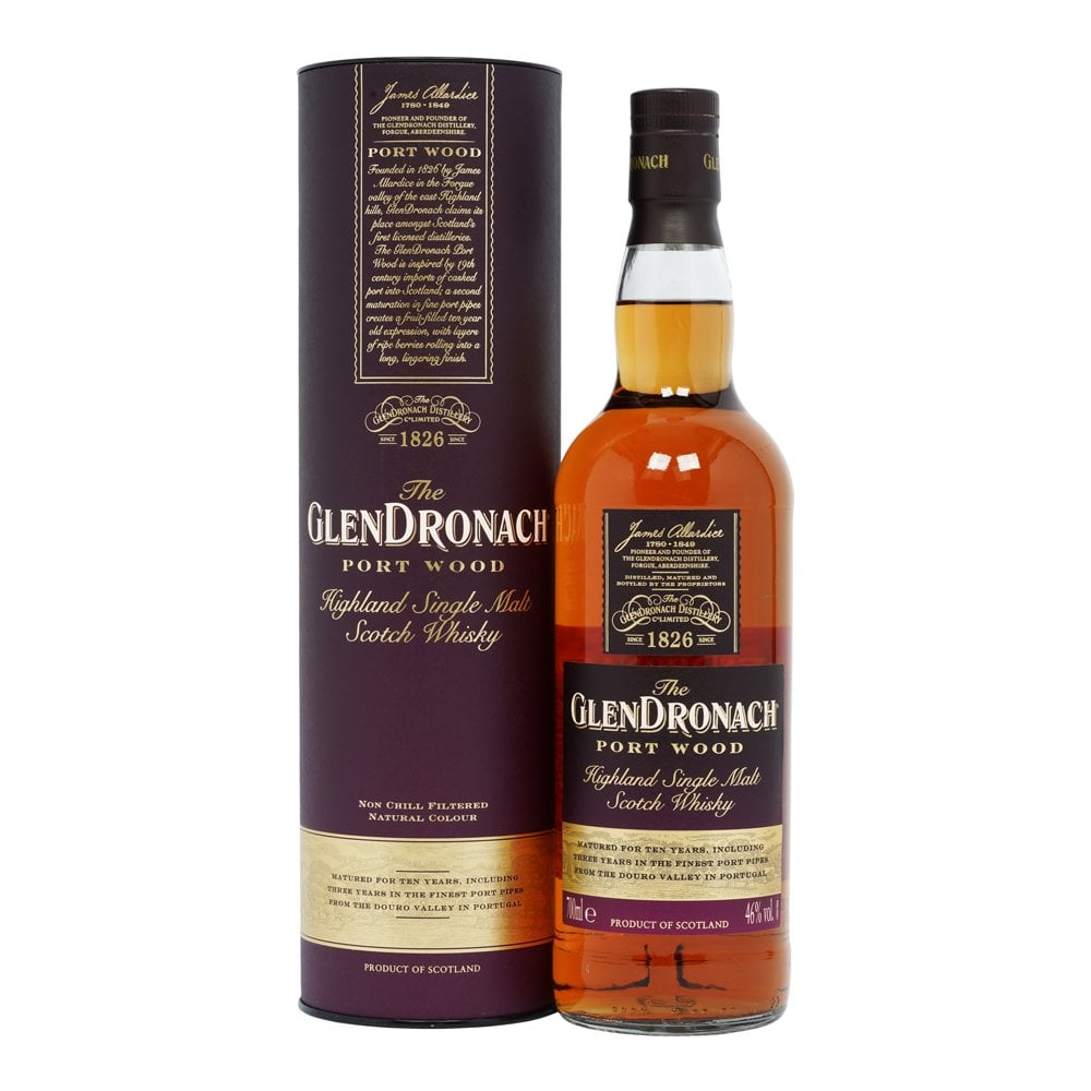 The Glendronach Portwood 92Proof